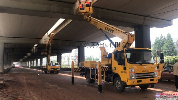 昆明20米高空车出租 隧道检测车出租 升降车出租