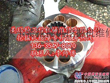 四川广元维修卡特挖掘机动作慢