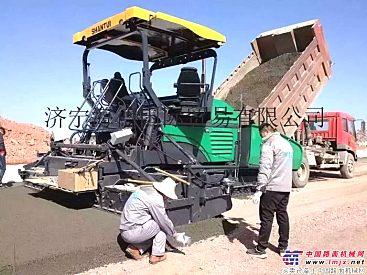 维修山推各种摊铺机 修理保养改造及配件 专业维修
