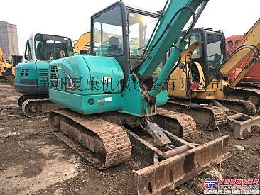 国产小型挖掘机排名_出售小型二手挖掘机神钢60-8_挖掘机_挖掘机械_中国路面机械网