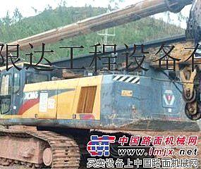 浙江地区维修徐工360旋挖钻机,钢丝绳保养