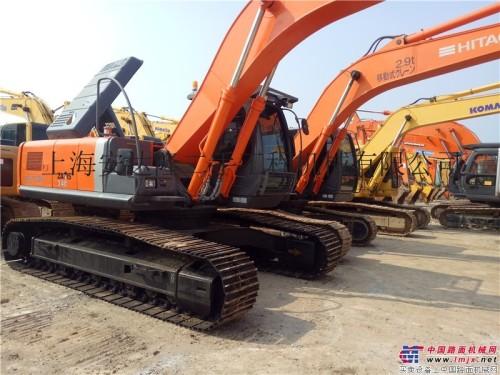 拉萨二手挖掘机市场促销,西藏日立200-3G、240、350九成新可免费送货