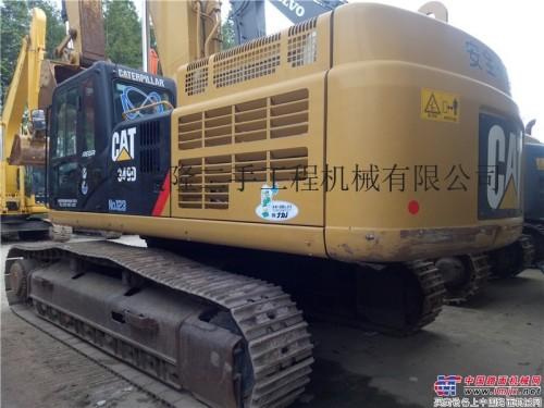 昆明二手挖掘机市场,云南促销卡特329D2、349D、320等免费送货