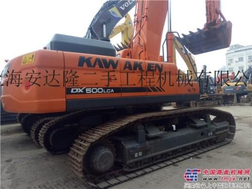 西安二手挖掘机市场,陕西,斗山225-9、220-7、300等挖机特价包送