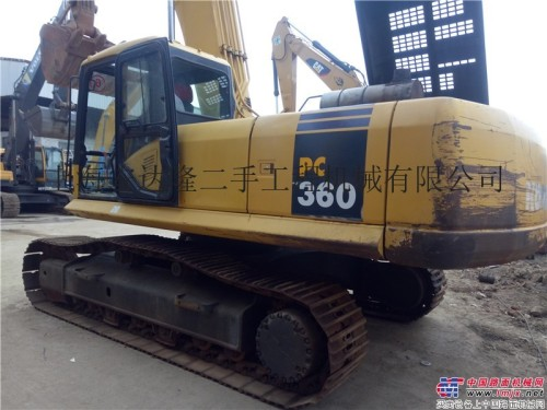 岳阳二手挖掘机市场促销,湖南小松220-7、360特价