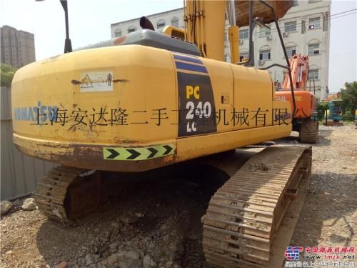 重庆二手挖掘机市场直销,成都二手小松220-8、240、360-7等特价包送