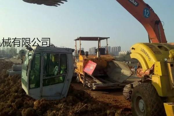 武漢市高價評估回收二手挖掘機