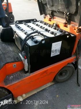 武汉市合力电瓶叉车电瓶专卖店