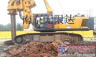 湖北黄冈出租徐工360旋挖钻机