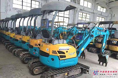 出售二手久保田U15挖掘机二手小挖机进口机械,性能好