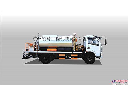 供应筑马HCT5110GLQ沥青洒布车