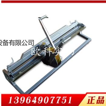 供应欧科DGK4强力高强度输送带订扣机 煤矿拉杆皮带压扣机