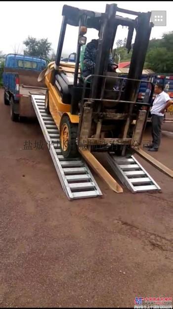 供应大象牌防滑铝梯2.1米-4.2米挖掘装载机其它配套件