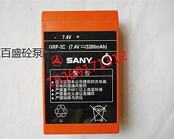 泵车配件 汽车泵配件 泵车遥控器电池 HBC电池