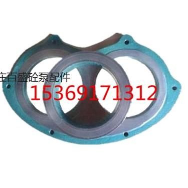 供应湖南宇泰重工拖泵易损件S管 眼镜板 切割环等