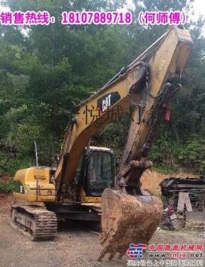 出售二手卡特卡特320D挖掘机广西二手挖掘机低价转让  转让卡特320D直喷挖掘机