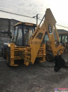 出售二手JCB4CX,3CX挖掘装载机(两头忙)