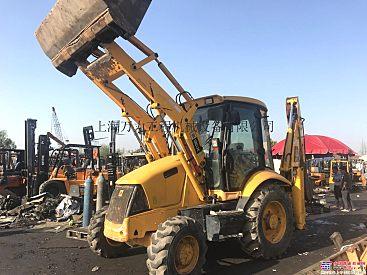 出售二手JCB3CX,4CX挖掘装载机