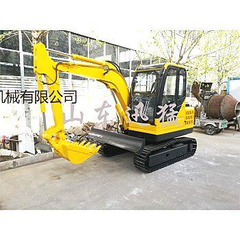 山东济宁挖掘机厂家专业生产35小型履带挖掘机 小型挖掘机 挖掘机价格