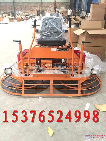 供应信德XD-690路面抹光机混凝土座驾抹光机 焦作市大量出货的驾驶型水泥平地机