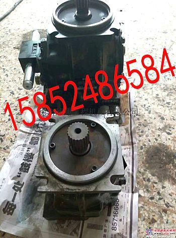维修徐工XS202J压路机振动泵震动马达 液压泵 柱塞泵