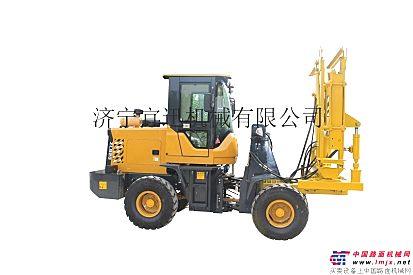 供应YX-001装载护栏打桩机