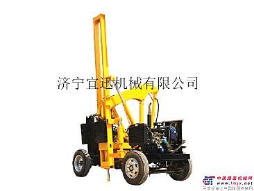 供应YX-420全液压护栏打桩机
