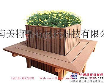 户外花箱 PVC户外木塑花箱 郑州户外木塑花箱批发