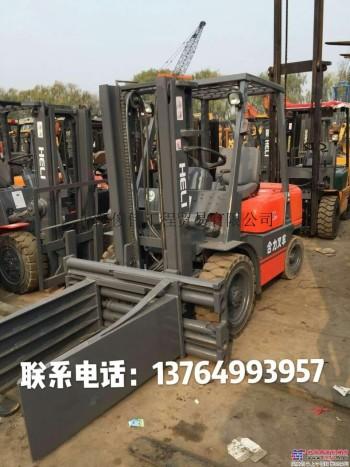 出售二手小松叉车二手夹包叉车2吨3吨4吨5吨6吨