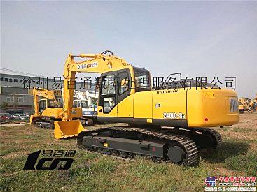 出售二手徐挖XWMG240LC-8B挖掘机