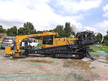 供应徐工XZ450plils水平定向钻机桩工机械水平定向钻