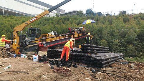 供应徐工XZ400至XZ2200桩工机械水平定向钻