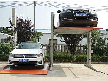 供应上海共创起重科技有限公司PJJS升降机 家用小型智能停车场