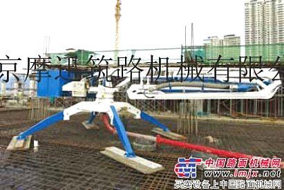出租北京建研混凝土布料机