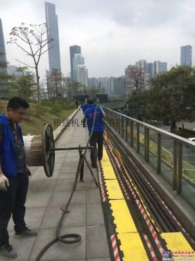 广州出租电缆线