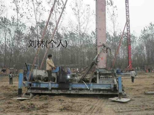 广东地区水泥搅拌桩机施工