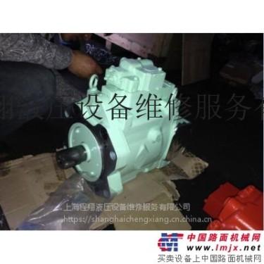 上海程翔 维修林德液压泵 维修液压马达