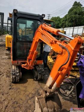 出售二手日立ZX20洋马发动机挖掘机