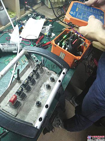 维修三一泵车
