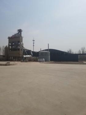 供应西筑4000路面机械沥青搅拌设备