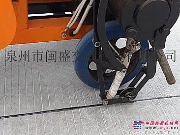 供应手推式灌缝机