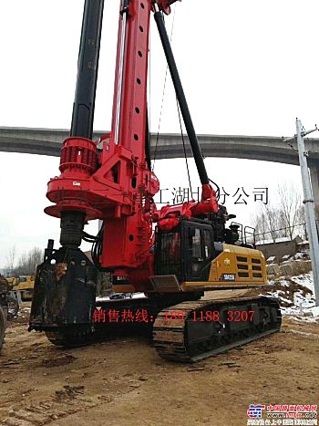 旋挖桩扩大头尺寸_供应三一SR285RC10旋挖钻机_旋挖钻机_桩工机械_中国路面机械网