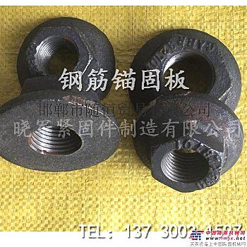 钢筋锚固板价格、图片|厂家|晓军制造