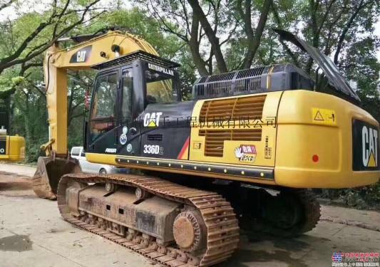 湖南出售二手卡特336D2挖掘机,大型二手挖掘机小松360和350神钢350沃尔沃360日立350斗山350等