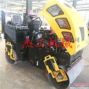 小型座驾式压路机厂家 单钢轮地基振动压路机价格