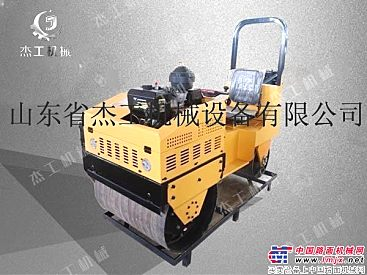 全新小型1吨震动座驾式压实机  专业制造销售振动压路机