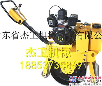 供应杰工JG-880 微型驾驶式振动碾生产厂家