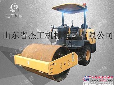 杰工供应独立座驾双钢轮压路机 小展子