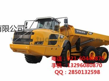 供应沃尔沃A40E挖沟机行走部件及附件