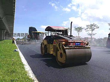 武汉沥青路面施工 武汉柏油路施工 武汉草油路施工